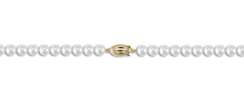 Eau Bracelet Perle de culture 7-7,5mm Or 9carats fermoir 19,1cm