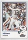 Bob Griese (Football Card) 2002 Fleer Throwbacks - [Base] #12
