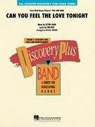 (Hal Leonard Can You Feel The Love Tonight? (From The Lion King) - Discovery Plus! Band Series Level 2)