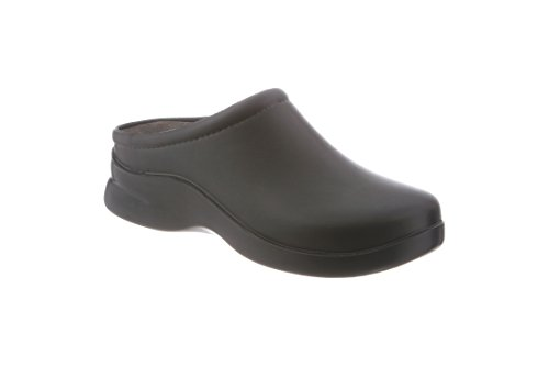 Klogs Men's Edge Comfort Slip On Black Casual Clog 11 M KL-EDGE---BLK011MED