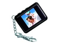 Coby 1.5-Inch Digital Photo Key Chain (Black) (Electronic Picture Coby Frame)