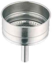 Embudo + Reductor Colador tamaño 4 tazas de espresso eléctrica Rondo: Amazon.es: Hogar