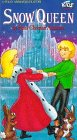 Snow Queen By Hans Christian Anderson [VHS]