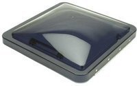 - Fan-Tastic Vent 261570 COVER LEXAN SMOKE Vent Cover