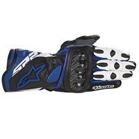 Sp2 Gloves - Alpinestars Women's Stella SP-2 Gloves - Large/Blue