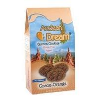 Gluten Free Cocoa Orange Cookies 7 Ounces (Case of 6)