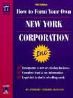 How To Form Your Own New York Corporation  How To Form Your Own New York Corporation  W Disk