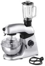 Princess Professional Kitchen Centre, Plata, 230 V, Spraypainted, Vidrio - Robot de cocina: Amazon.es: Hogar