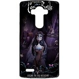 Exquisite Popular Durable Cover Case Tim Burton'S Corpse Bride Series Phone Case Snap on LG G4 Comic Pattern Cover