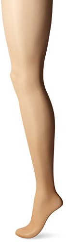 Hanes Silk Reflections Women's Sheerest Support Control Top, Little Color, C/D (Sheerest Pantyhose Support)