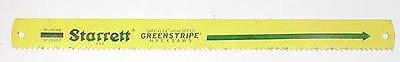 Starrett FS2403.0 High Speed Hacksaw Blade 24x2x3TPI USA Made