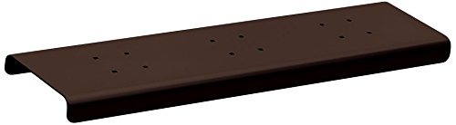 Designer Roadside Mailbox - Salsbury Industries 4382D-BRZ Spreader 2 Wide for Designer Roadside Mailbox, Bronze