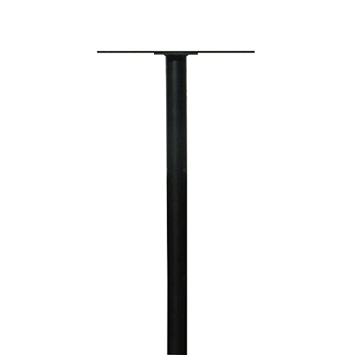 (Hanford Rust Free Cast Aluminum Mailbox Post to Mount 2 Mailboxes)