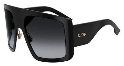 Dior DIOR SO LIGHT 1 BLACK/GREY SHADED 60/22/130 women Sunglasses (Sunglasses Dior)