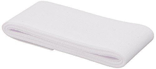 Dritz 55110-9 Mending Tape, Iron-On, White, 1-1/4 x 64-Inch ()