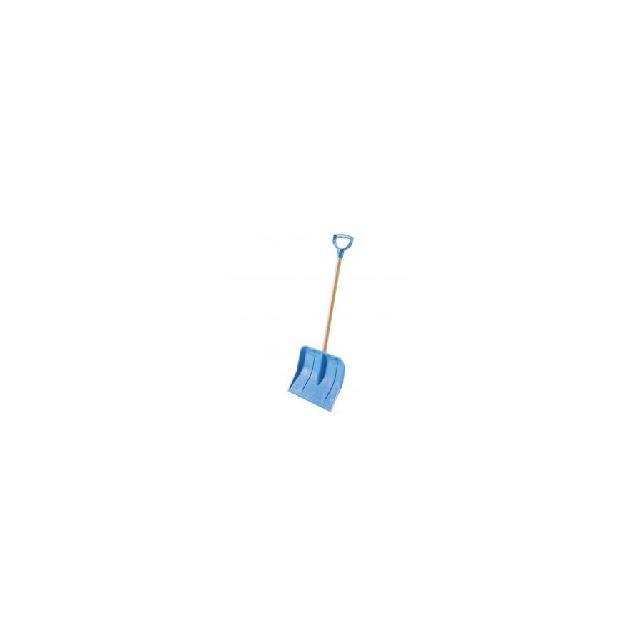 Rugg 227P 227P S Childrens Poly Snow Shovel, 3.00 x 12.00 x 32.00 inches, Blue