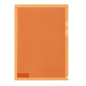 (業務用5セット) プラス カモフラージュホルダー A4 橙 100冊 生活用品 インテリア 雑貨 文具 オフィス用品 ファイル バインダー クリアケース クリアファイル 14067381 [並行輸入品] B07L7GVVLL