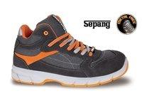 38 Inserts Src Ankle 7251nkk 5 With Waterproof Size Beta Shoe Suede S1p En20345 38 Microfibre wTqBPxqI