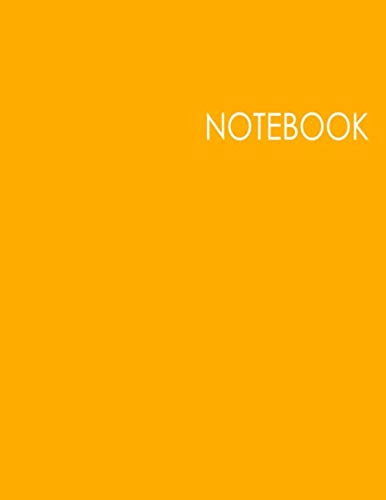 Notebook: Simple Journal & Diary: 100 Pages of Lined Large (8.5x11) Pages for Writing and Drawing