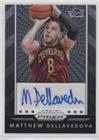 #4: Matthew Dellavedova (Basketball Card) 2015-16 Panini Prizm - Autographs #P-MDL