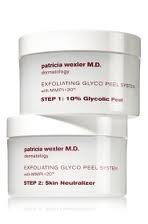Bath and Body Work Exfoliating Glyco Peel System By Patricia Wexler (Skin Wexler Serum Regenerating)