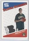 Nick Collison (Basketball Card) 2003-04 Bazooka - Bazooka Beginnings Memorabilia #BBE-NC (Bbe Single)