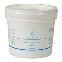 Amber-Unscented-Massage-Cream-1-Gal