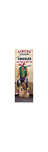 Chuckles Clown Animated Prop (Chuckles The Clown Costume)