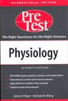 Paperback Physiology: Pretest Self Assessment and Review Book