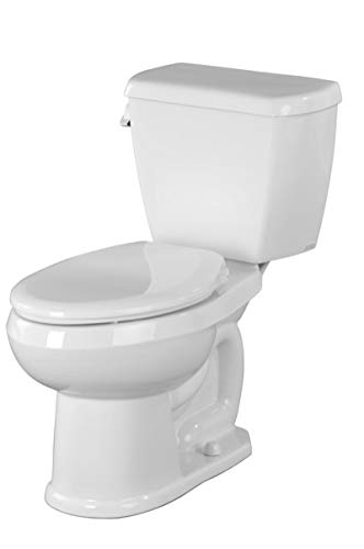 Gerber GWS21812 Avalanche Two-Piece Elongated Toilet
