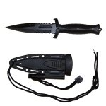 Renegade Tactical Steel M1OPS Boot Fire Strike Hunting Knife