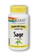 Organique Sage - 100 - VegCap