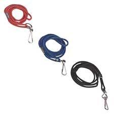 Baumgartens Standard Lanyard with Hook, 36-Inch, Nylon, Blue (BAU68903) (Hook Baumgartens)