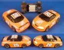 2005 LIFE-LIKE Chevy Stewart #20 Home Depot Slot Car