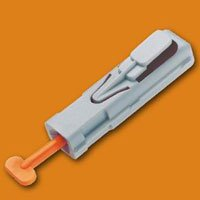 PT# AT0714 PT# # AT0714- Lancet Unistik 2 Extra Orange 21G 200/Bx by, Owen Mumford