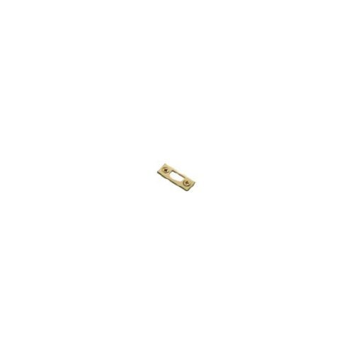 Bright Brass Baldwin 0320030MORT Mortise Strike
