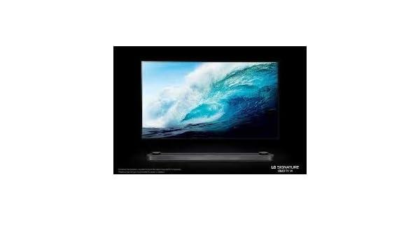 LG OLED77W7P - Papel pintado para pantalla de televisión OLED serie W de 77 pulgadas, 4K HDR Dolby Vision Smart TV Dolby Atmos (renovado): Amazon.es: Electrónica