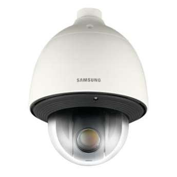 SAMSUNG SNP-5300H 1.3 Mp Full HD 30x Network PTZ Dome Outdoor Camera (Ivory) / SNP-5300H / For Sale