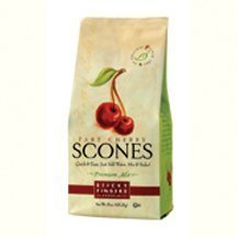Sticky Fingers Bakeries, Scone Mix, Tart Cherry, 15 Oz (Pack of 6) by Sticky Fingers