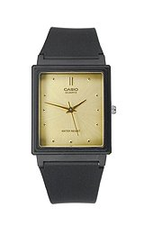 Casio Mq38-9a Men's Rectangular Classic 3-hand Analog Watch