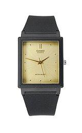 Casio Mq38-9a Men's Rectangular Classic 3-hand Analog Watch