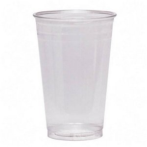 Dixie DXECP16DXPK Clear Crystal Clear Cup - 25 Pieces