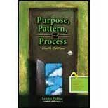 img - for Purpose, Pattern, and Process book / textbook / text book