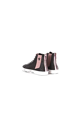 Donna Shop 2018 Inverno 18686n rosa Autunno 37 Art Nero Sneakers 19 7wExwqROP