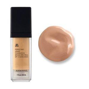 Arbonne Perfecting Liquid Foundation - Rosy Beige SPF 15