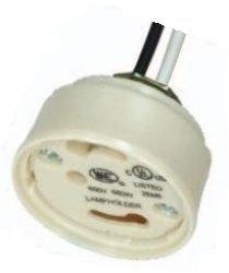 Satco GU24 Electronic Socket Cap - 801859 ()