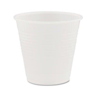 Dart Y5 Conex Galaxy Polystyrene Cold Cup, 5 oz. Capacity, Translucent (Case of ()