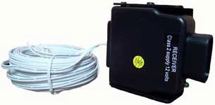 Genie Garage Door Openers 36450A Safety Sensor Receiver with wire and -