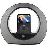 - JBL Radial Micro Docking Speaker for iPod (Black)