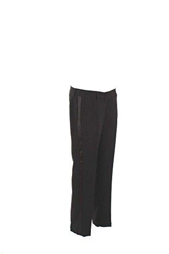 Pantalone Donna H. Couture 46 Nero H.p605m. 1276 Autunno Inverno 2016/17